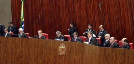 Plenário do Tribunal Superior Eleitoral