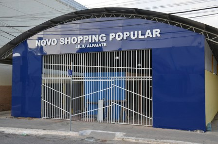 Shopping Popular de Alagoinhas