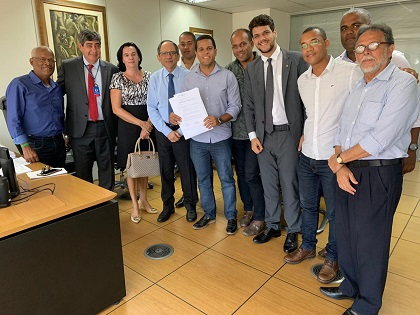 Desenbahia libera financiamento para reforma do Mercado Municipal de Castro Alves