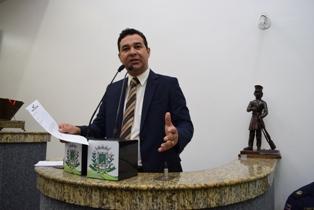 Vereador Marcos Lima