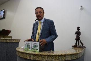 Vereador Alberto Nery