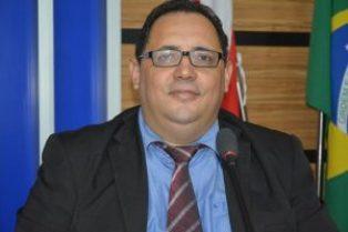 vereador Luciano Gomes