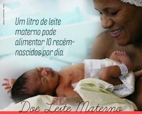 Semana Mundial de Aleitamento Materno do HGCA
