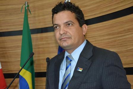 Vereador David Salomão