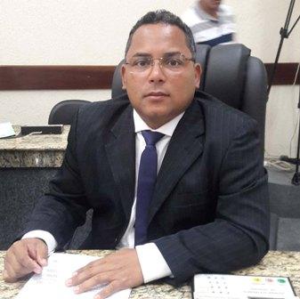 Vereador Cadmiel Pereira