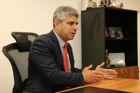 Secretário de Segurança Pública, Maurício Barbosa