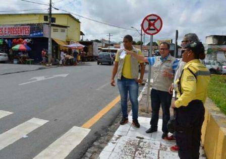 SMT divulga números da aplicação de multas em Feira de Santana