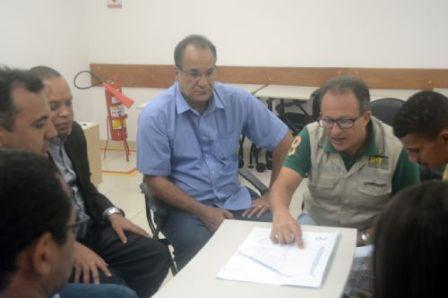 SMT elabora projeto para acesso ao Parque de Exposição