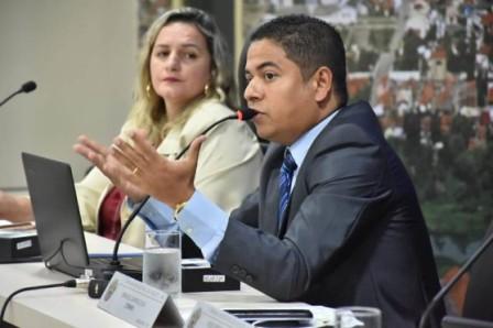 Vereador Emanuel Campos Silva-Tinho