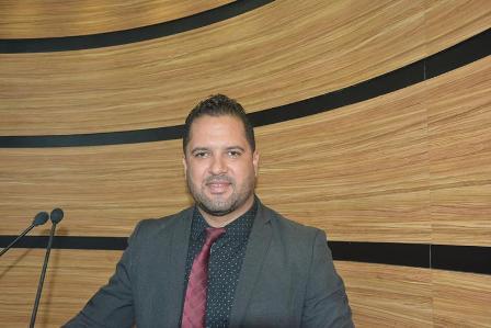 Vereador Danillo Kiribamba