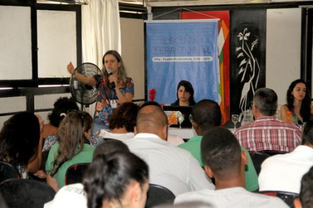 Territórios do Vale do Jiquiriçá, Velho Chico e Sertão Produtivo elegem prioridades para o PPA 2020-2023