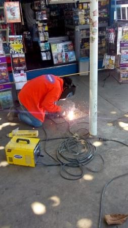 Vandalismo contra iluminação pública gera prejuízo de R$ 18,1 mil em apenas um mês