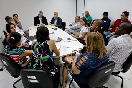 Crescimento de notificações de dengue em Feira de Santana é tema de reunião no MP