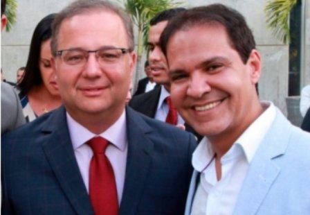 Fábio Vilas-Boas e Eures Ribeiro