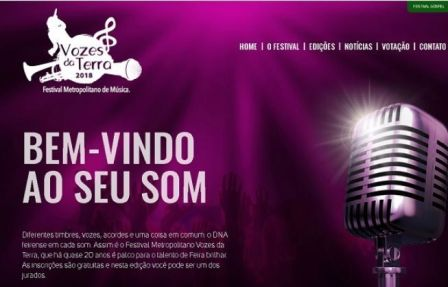 Festivais Vozes da Terra e Gospel adotam novo formato de premiação