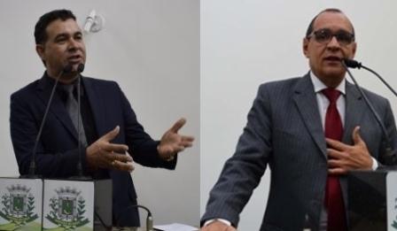 Marcos Lima e Robeto Tourinho montagem site Política In Rosa