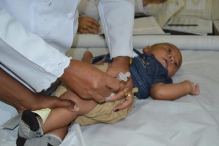 Casos de meningite reduziram mais de 70 por cento nos primeiros meses de 2019