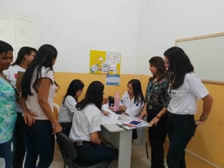 Escolas e postos de saúde são fiscalizados em onze municípios baianos