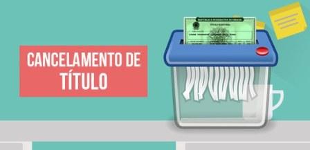 Mais de 98 mil eleitores faltosos poderão ter o título cancelado na Bahia
