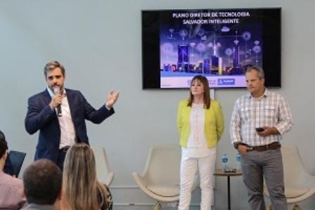 Plano de tecnologia prevê mais infraestrutura e inclusão digital em Salvador