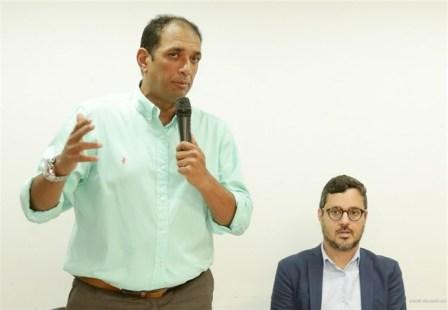 Prefeito de Ilhéus reivindica ao governador fortalecimento do turismo na Costa do Cacau