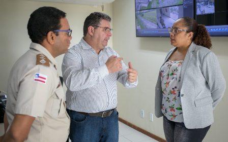 Secretaria de Saúde estuda integração do Sistema SAMU 192 ao CICOM da PM