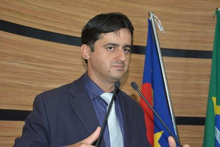 Vereador Fernando Jacaré