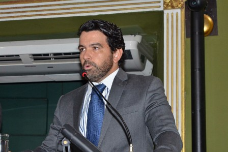 Vereador Paulo Magalhães Jr
