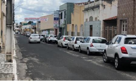 Zona Azul ganhará área isenta de tarifa para motos