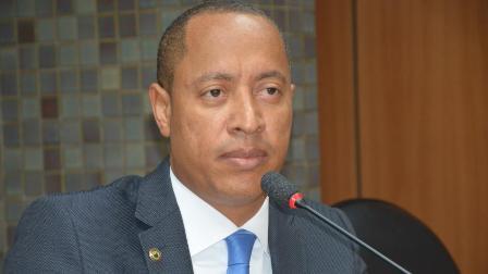 Deputado estadual Jurailton Santos
