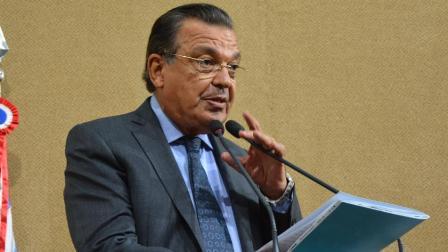 Deputado estadual Targino Machado