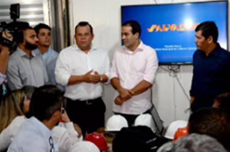Heber Santana ganha cargo de secretário de Relações Institucionais da Câmara de Salvador