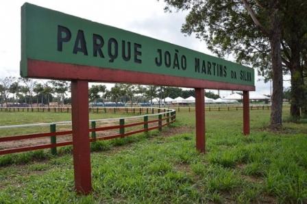 Parque de Exposição João Martins da Silva