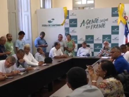 Prefeitura de Feira reduz investimento e dias, mas mantém festejos juninos