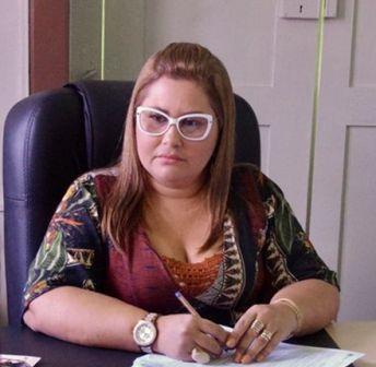 Secretária de Educação de Feira de Santana, Jayana Ribeiro