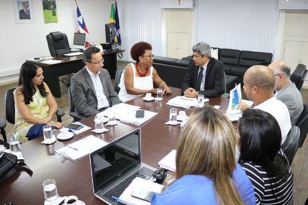 Secretarias estabelecem ações para o fortalecimento do Projeto Escolas Culturais