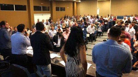 UPB decide em assembleia apoiar a unificação das eleições no Brasil...