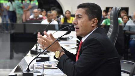 Vereador Beto de Lalá