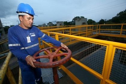 Embasa investe R$ 4 milhões em ampliação e melhorias em estação de tratamento de água do Pontal