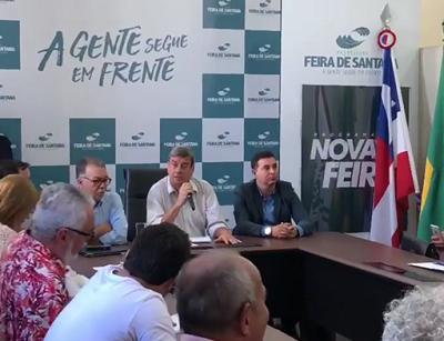 Feira Tênis Clube será transformado em um Centro de Educação Complementar
