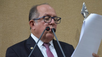 Deputado estadual José de Arimateia