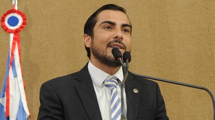 Deputado estadual Marcell Moraes