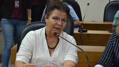 Deputada estadual Fátima Nunes