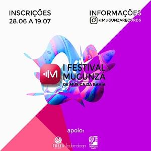 Festival Mugunzá de Música da Bahia