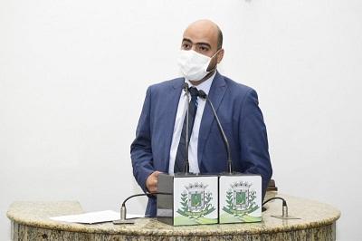 Vereador Pedro Américo (DEM)