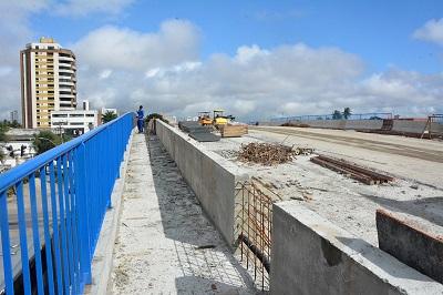 Viaduto-Francisco-Pinto-pode-ser-liberado-para-trafego-de-veiculos-ate-o-inicio-de-agosto-preve-diretor-de-Planejamento-Urbano