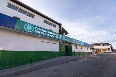 Camaçari Prefeitura desmobiliza leitos do Centro Intermediário de Enfrentamento ao Coronavírus