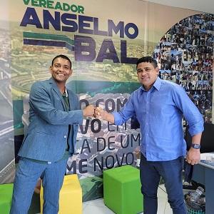 Pastor Tom e Anselmo Cerqueira