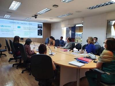Comissão Intergestores Bipartite da Bahia recomenda retomada imediata da vacinação de adolescentes contra a Covid-19