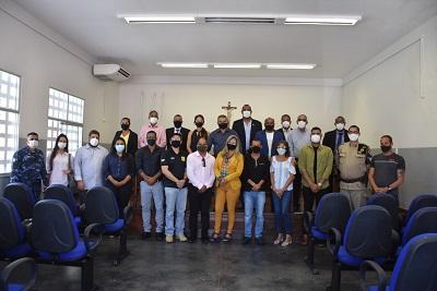 Comitê Interinstitucional em Segurança Pública é implementado em Itaparica e Vera Cruz
